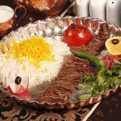 Chelo Kabab Barg Recipe