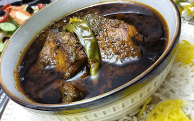 Ghalieh Mahi Recipe - Persian Spicy Fish with Herbs   EpersianFood