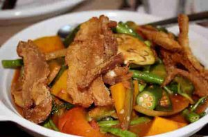 Pinakbet Ilocano Traditional Filipino Vegetable Recipe Epersianfood
